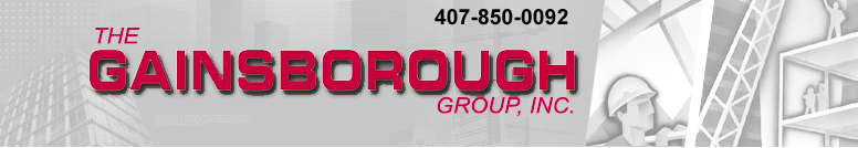 The Gainsborough Group Inc - 407-850-0092